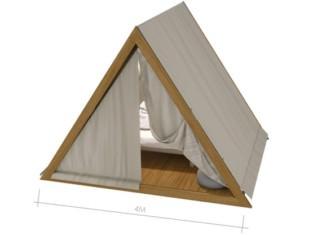 Палатка «ФЕСТ» 4х4